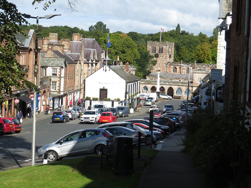 Appleby Town Centre