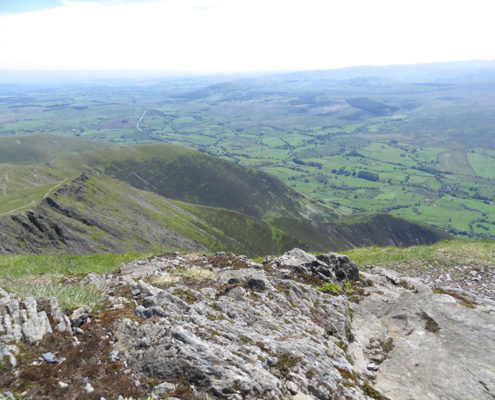 Blencathra at the summit