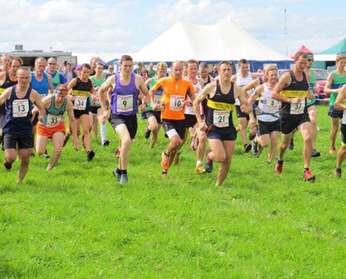 Dufton Show Fell Race