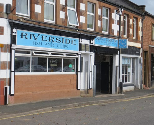 Riverside Fish and Chip Shop