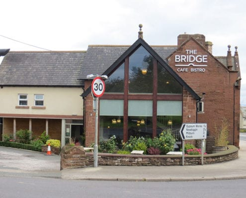 The Bridge Cafe Kirkby Thore
