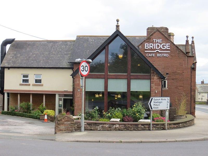 The Bridge Bistro in Kirkby Thore