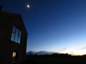 Shepherds View at Night